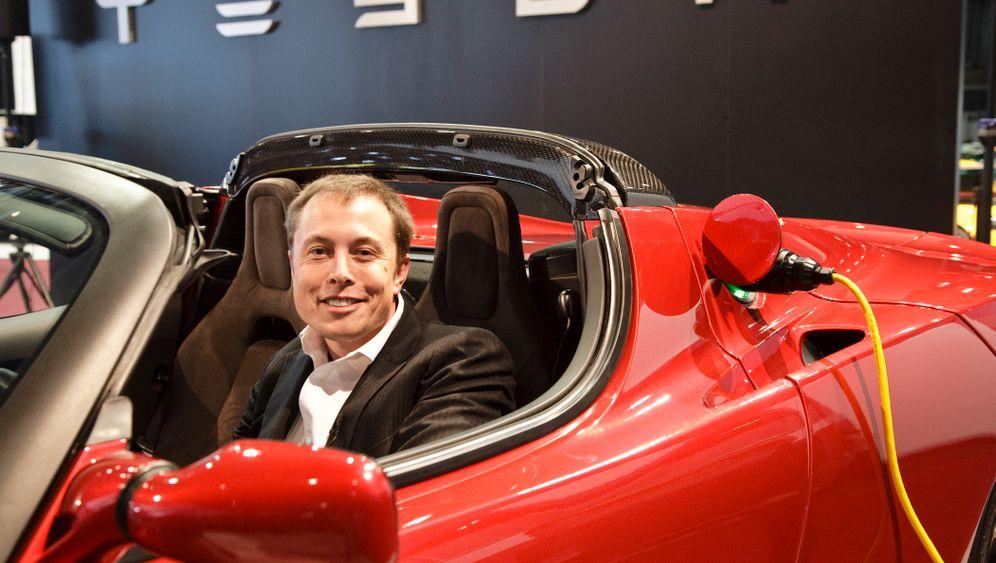 Tesla triumphiert in der Luxusklasse: Wie Elon Musk die deutschen Autobauer vorführt