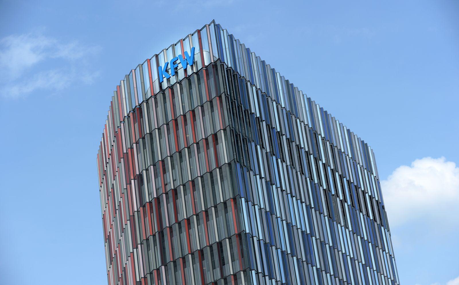Förderbank KfW in Frankfurt