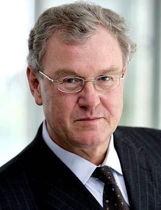 Neu im Telekom-Vorstand:Jurist Balz