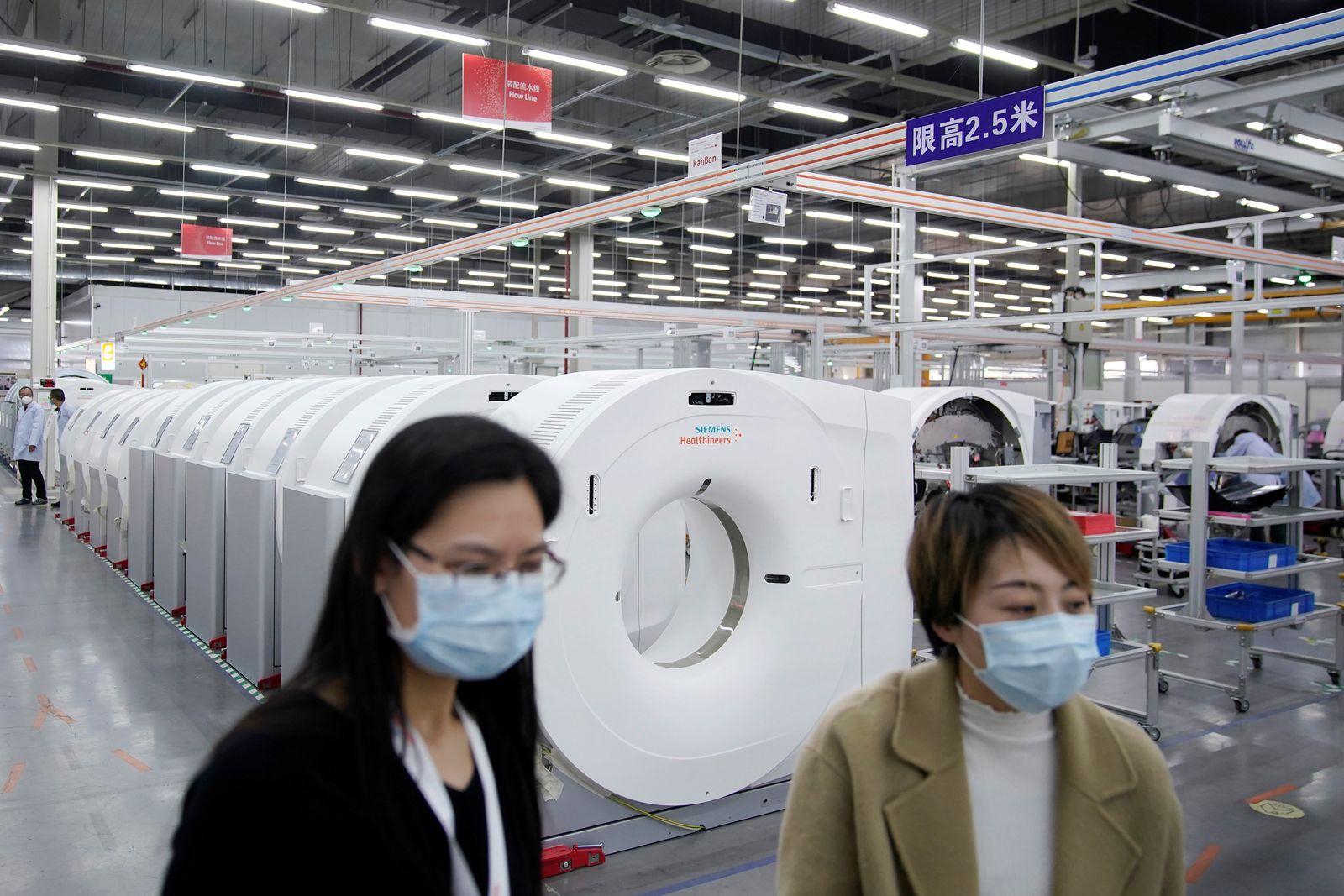 China Siemens