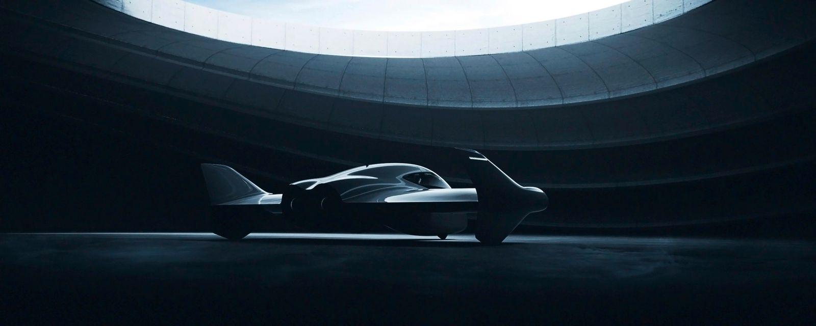 Boeing Porsche, Flugtaxi