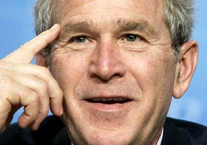 """""""Zu wenig getan"""": Stimmen gegen US-Präsident Bush"""
