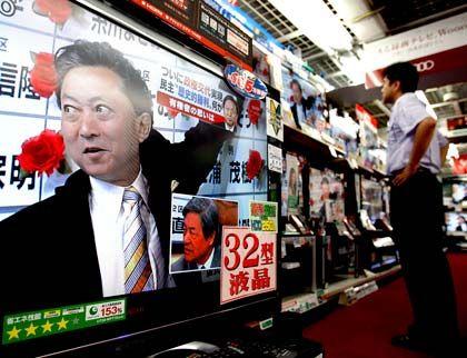 Wahlsieger: Yukio Hatoyama von der DPJ