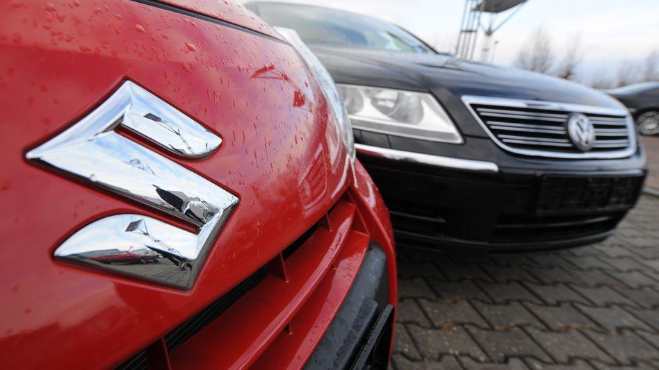 Abschied aus den USA: Suzuki verkauft künftig in den Staaten keine Autos mehr