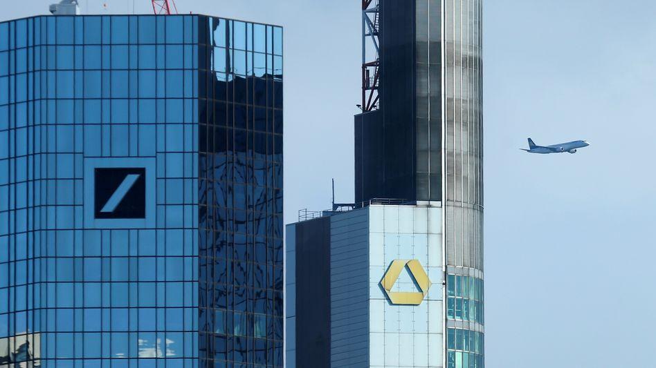 Deutsche Bank, Commerzbank: Fusion droht zu scheitern