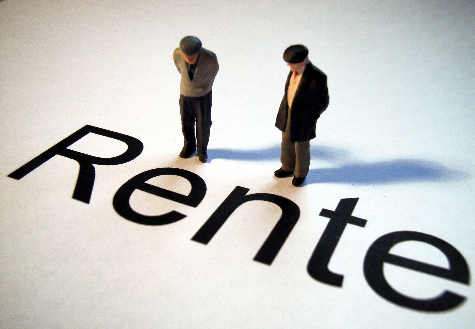 Bundeskabinett befasst sich mit Rentenversicherungsbericht