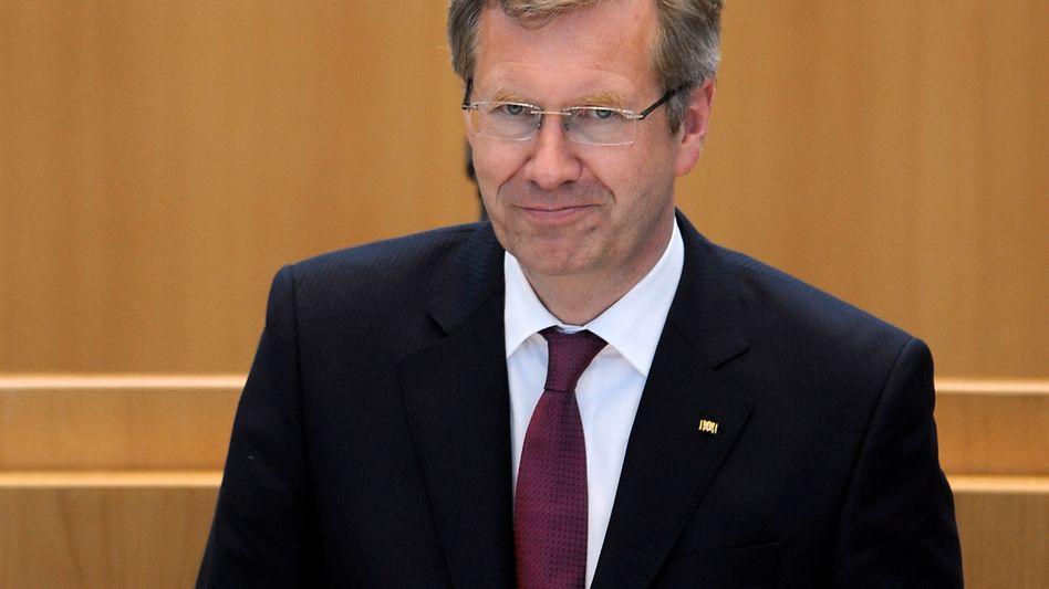 """Bundespräsident Christian Wulff: """"Starke Kapitalmärkte sind notwendig, um Risiken zu beherrschen, anstatt sie zu schaffen"""""""