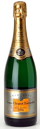 "Unübertroffen: 1996 ""Rich Reserve"" von Veuve Clicquot"