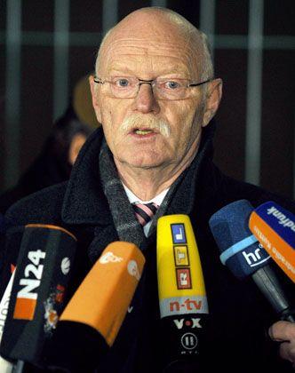SPD-Fraktionsvorsitzender Struck: Kein Engagement des Bundes bei Schaeffler