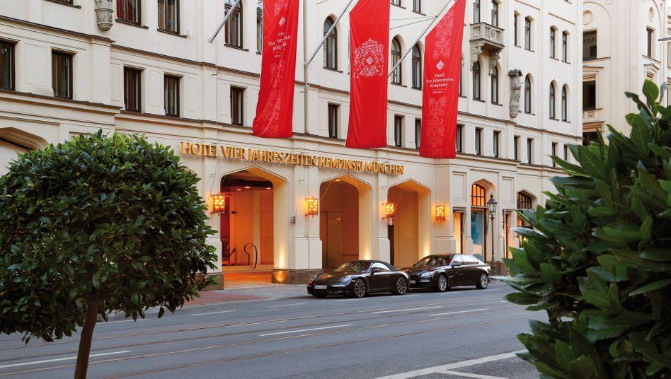 Hotel Vier Jahreszeiten Kempinski in München