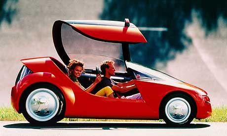 Elektrisch: Der Peugeot Bobslid