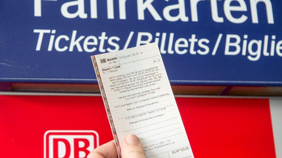 Die Preise für Bahn-Tickets steigen erneut
