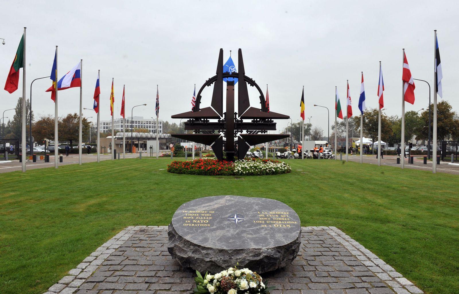 Belgien / Nato Hauptsitz