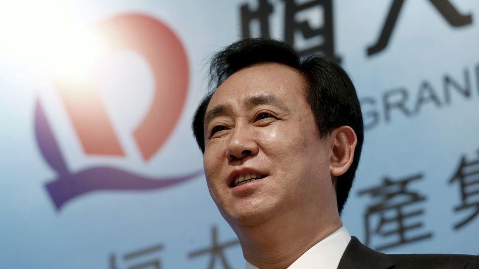 Aufrichtigkeit, Ernsthaftigkeit, Sturheit: Evergrande-Gründer Hui Ka Yan stammt aus einfachen Verhältnissen