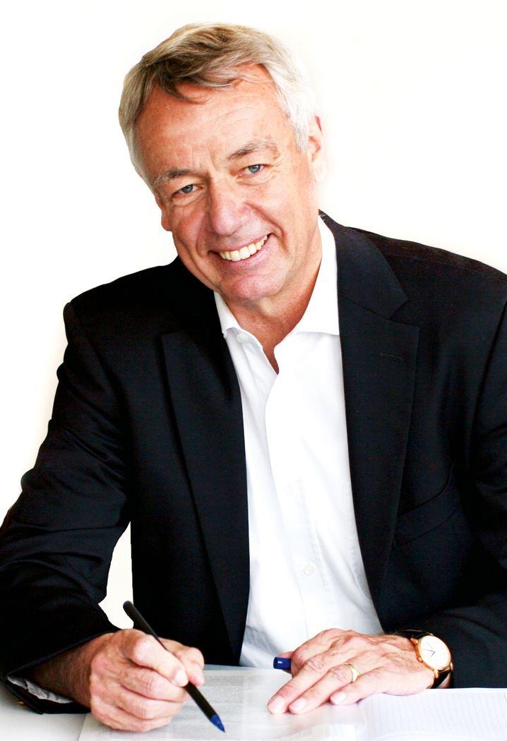 Budni-Chef Cord Wöhlke: Wann er an die nächste Generation übergibt, ist noch offen