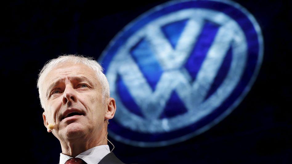 Mit einem technisch-funktionalen Kulturverständnis, wie es der neue Vorstandschef Mathias Müller an den Tag legt, wird Volkswagen den nötigen Kulturwandel nicht schaffen
