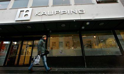 Wieder in den Schlagzeilen: Anteilseigner der Kaupthing Bank sollen sich selbst Kredite bewilligt haben
