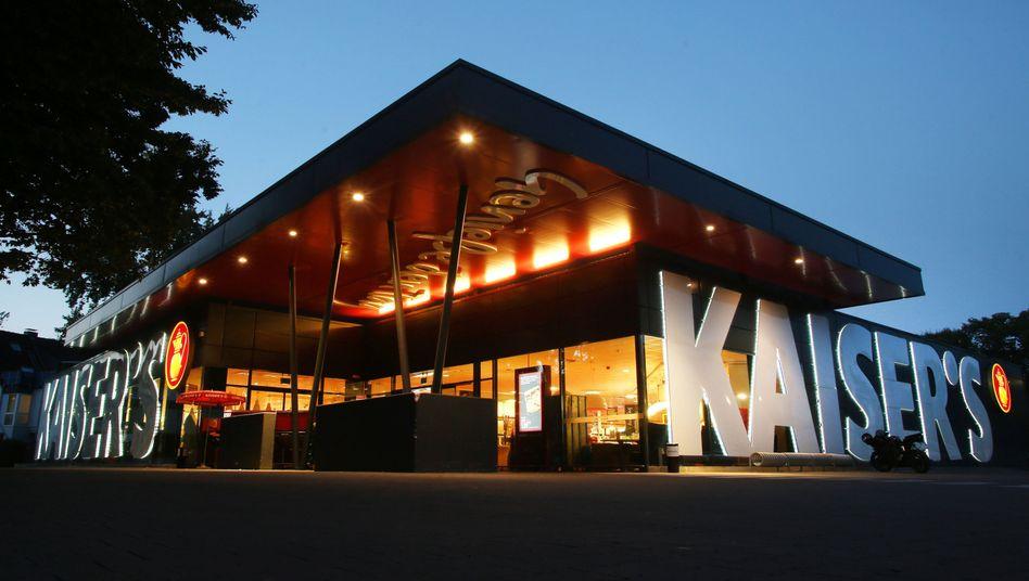 Kaiser's-Tengelmann-Filiale: Noch gehen nicht alle Lichter aus