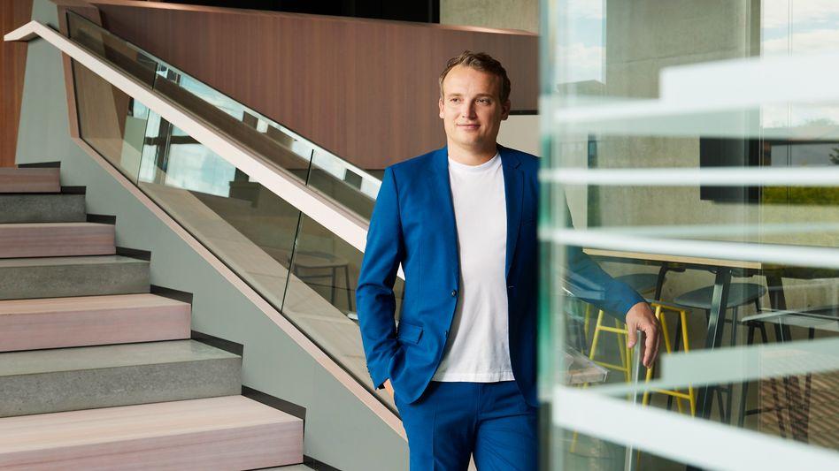 Wechselspiel: SAP-Chef Christian Klein hat bereits eine Reihe von Abgängen produziert