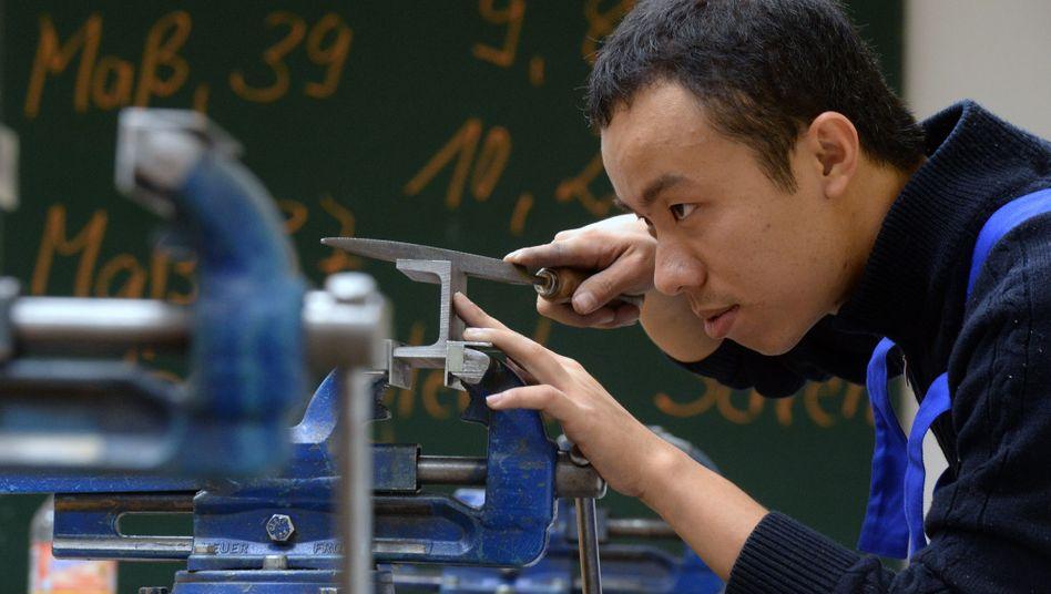 Fachkräfte gesucht: Ausbildung zum Mechatroniker