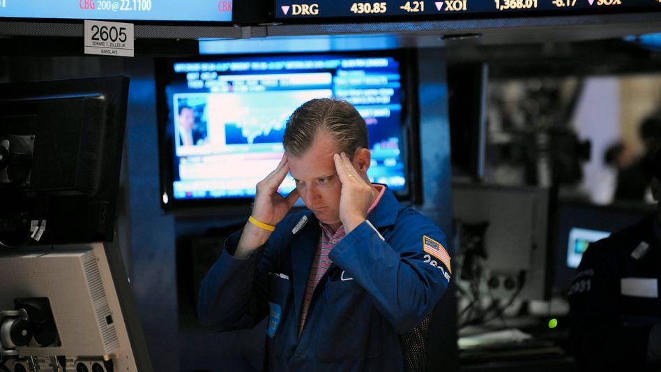 Börsenhändler: Investmentbankern bleiben sieben bis neun Jahre