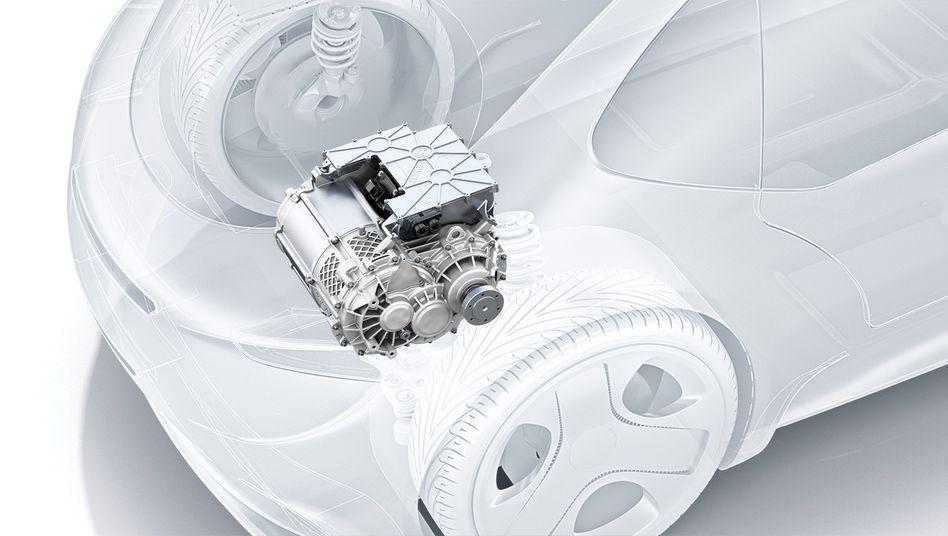 Elektrisches Achsantriebssystem von Bosch