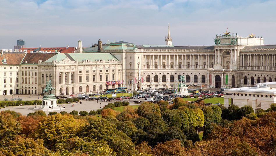 Wiener Hofburg: Debatte um Bankenstandort