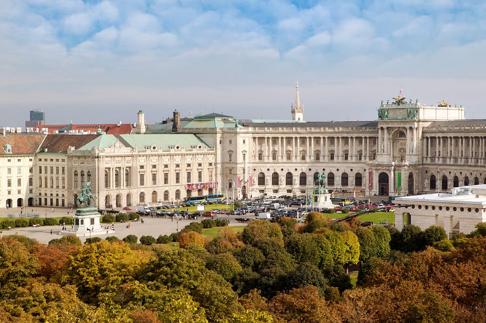 Wiener Hofburg / Hofburg Vienna