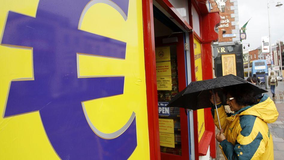 Abstimmung über den Euro: Iren sagen Ja zum Fiskalpakt