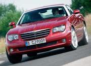 Schwache Auftragslage: Chrysler-Modell Crossfire