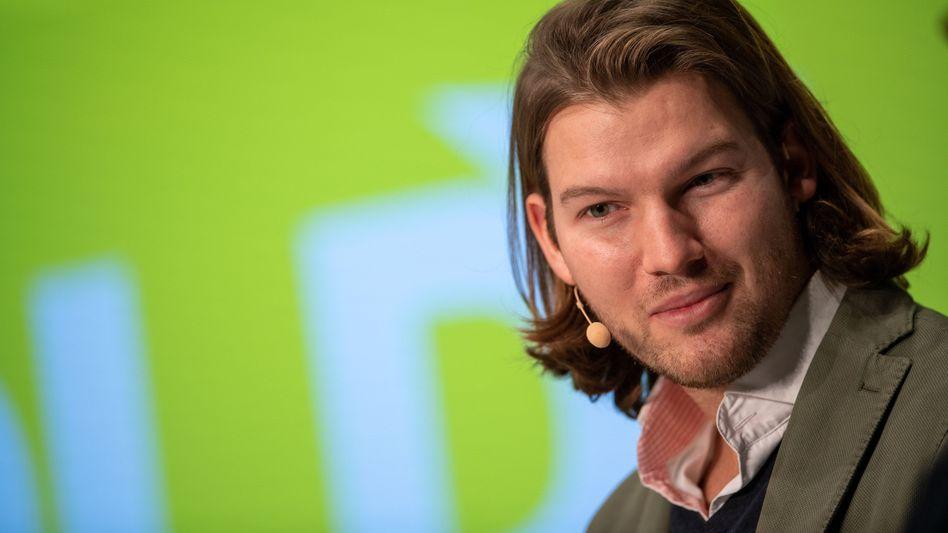 Valentin Stalf: Der Gründer und Co-Chef von N26 hat ehrgeizige Wachstumspläne für das laufende Jahr