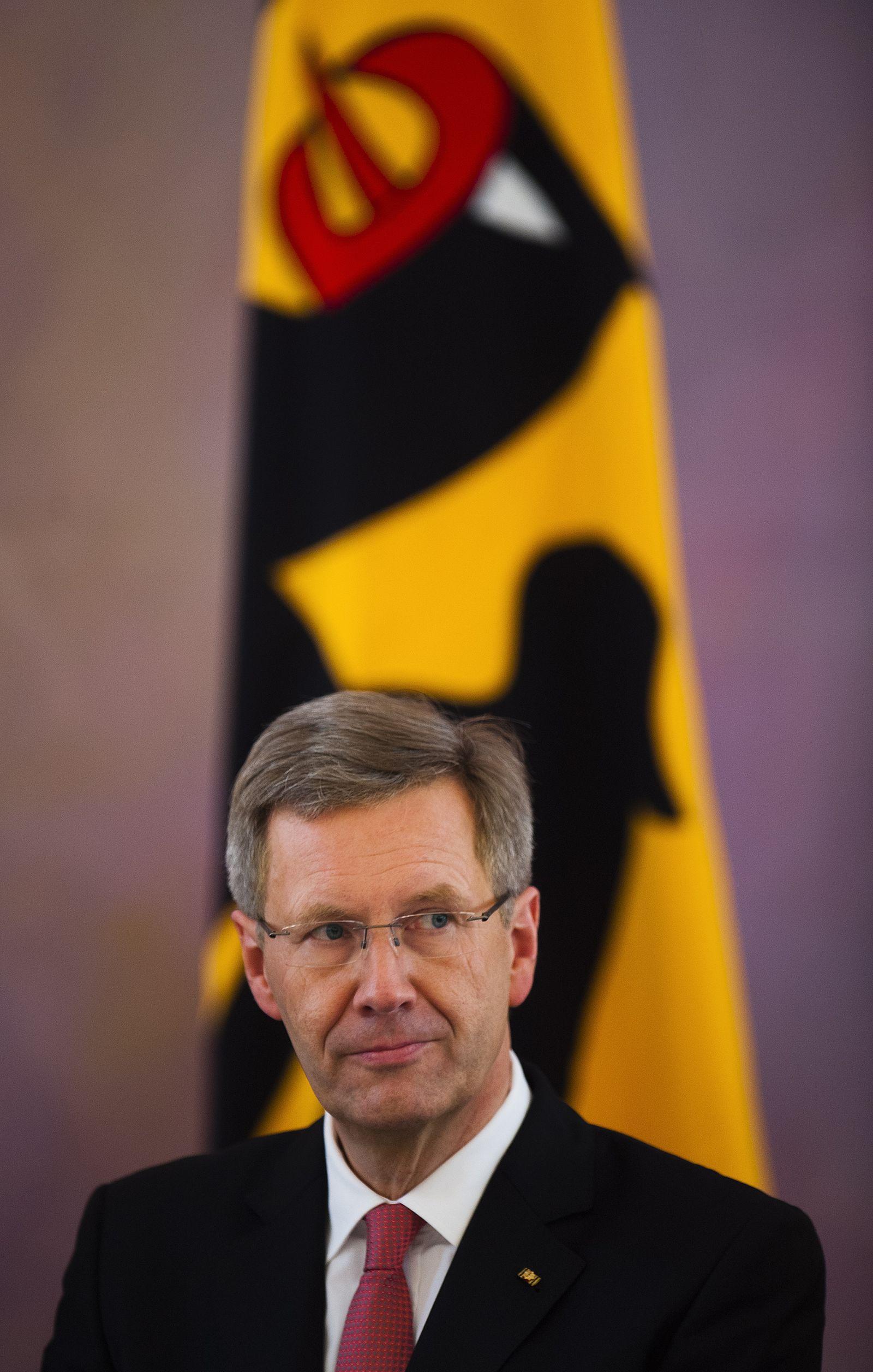 NICHT VERWENDEN Christian Wulff