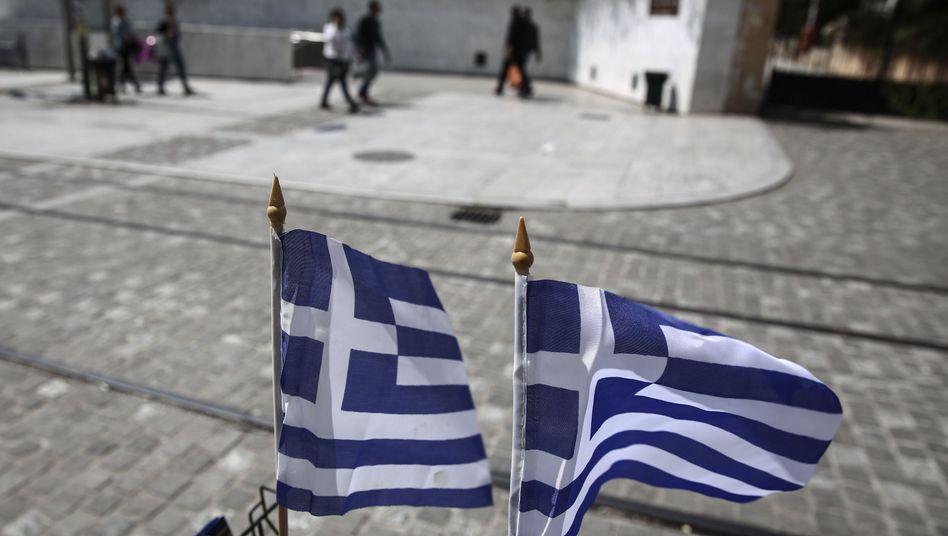 Wenig Hoffnung für Athen: Der Kurs der neuen griechischen Regierung lässt die Pleitegefahr des Landes dramatisch steigen - nach der Abstufung durch Moody's drohen weitere Abstufungen