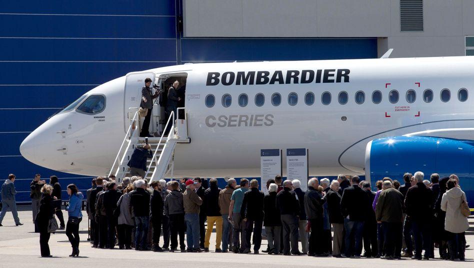 Bombardier: Der Konzern ist unter anderem im Zug- und Flugzeugbau aktiv. Nun will der Zughersteller Bombardier Transportation jede vierte Stelle in Deutschland streichen.