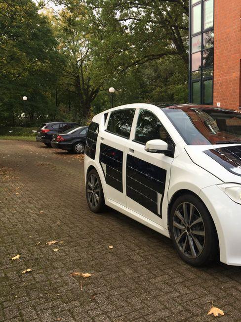 Sono Motors Solar-Elektroauto Sion: Dieses Billig-Elektroauto tankt beim Stehen