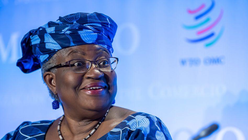 Ngozi Okonjo-Iweala: Die Nigerianerin ist Favoritin auf den Chefposten bei der Welthandelsorganisation, heißt es