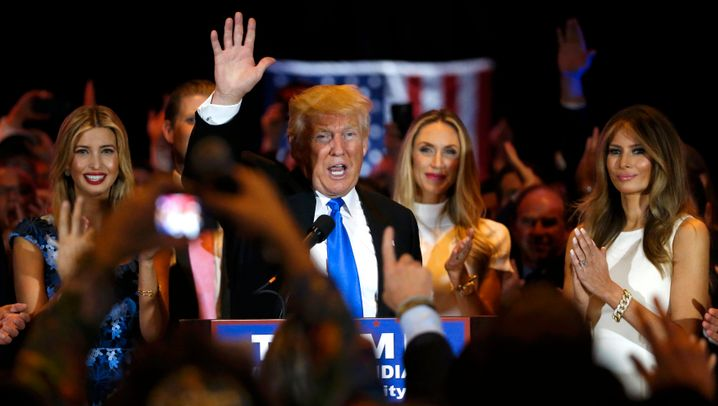 Erster wichtiger Unterstützer: Alle Republikaner gegen Trump - außer dieser Casino-Milliardär