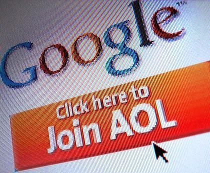 Gegensätzliche Entwicklung: Während Google neue Mitarbeiter einstellen will, sollen bei AOL rund 100 Stellen gestrichen werden