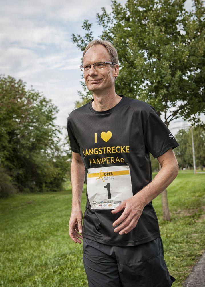 Bald ein Held? Opel-Chef Michael Lohscheller