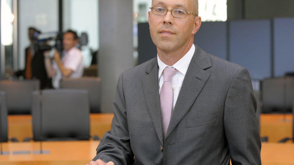 Will den Richtungsstreit in der EZB beenden: Direktoriumsmitglied Jörg Asmussen
