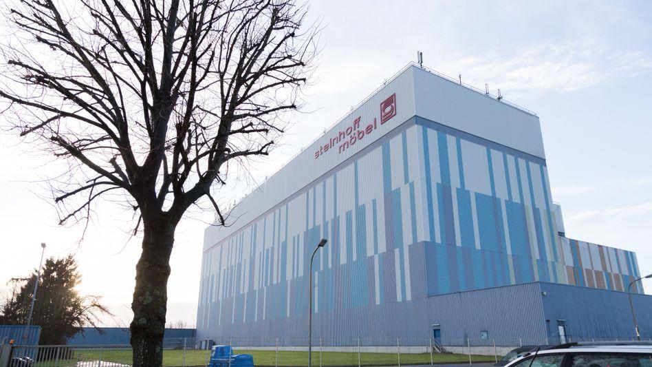 Steinhoff-Zentrale in Westerstede