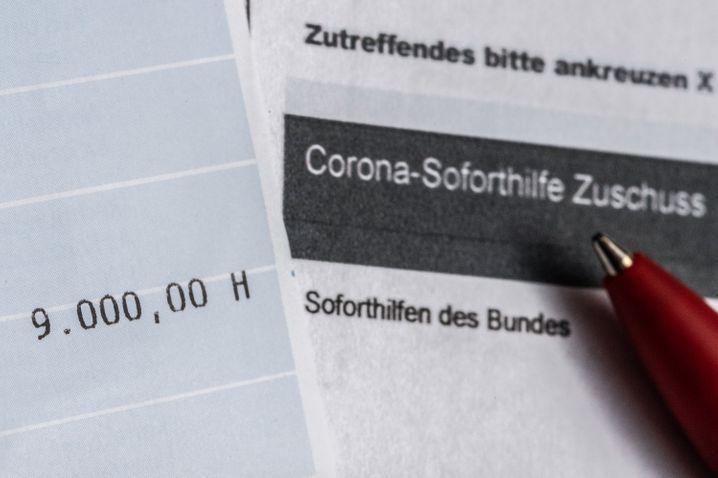 Die Staatsanwaltschaften in Essen und Duisburg ermitteln nach Hinweisen von Banken wegen Betrugsverdacht bei Corona-Soforthilfen