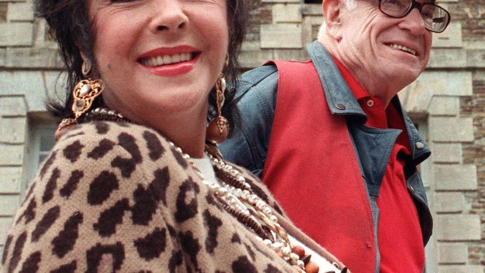 US-Filmstar Taylor: Die Schauspielerin wohnte fast 30 Jahre in der Villa