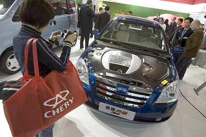 Hybridauto von Chery: Der chinesische Autohersteller steigert die Verkaufszahlen rasant