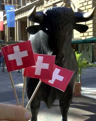 Anlass zur Eile: Heimliche Beteiligungen an Schweizer Unternehmen über Optionen sollen verhindert werden