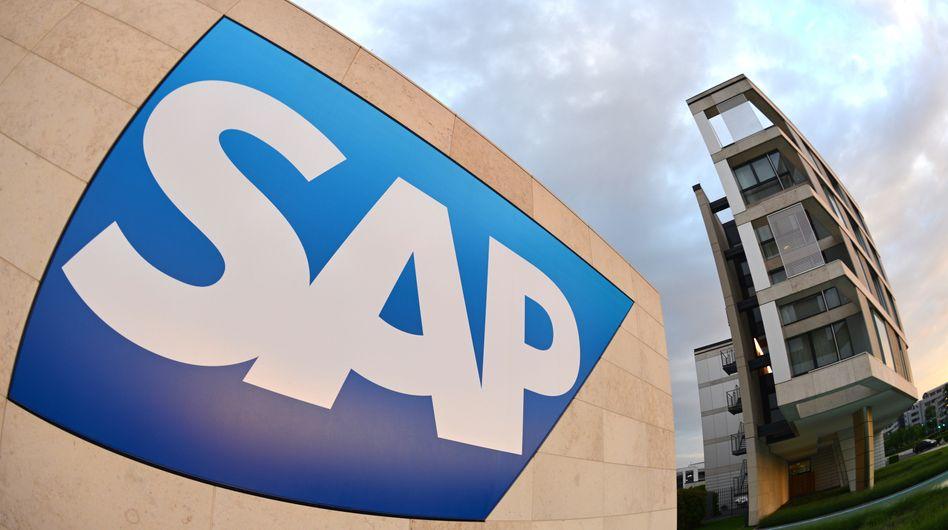 SAP-Zentrale in Walldorf: Im Zuge des Umbaus verhandelt der Konzern mit den Sozialpartnern