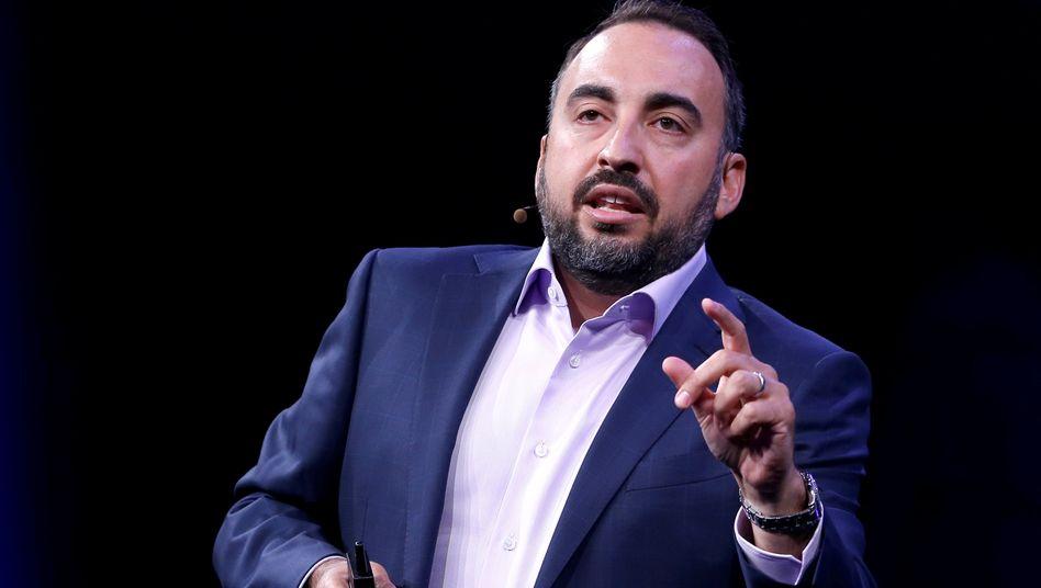 Alex Stamos, einst Facebook-Sicherheitschef, kritisiert die Führungskultur bei Facebook