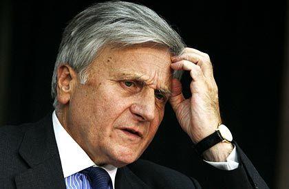 Erstmal abwarten: EZB-Präsident Trichet