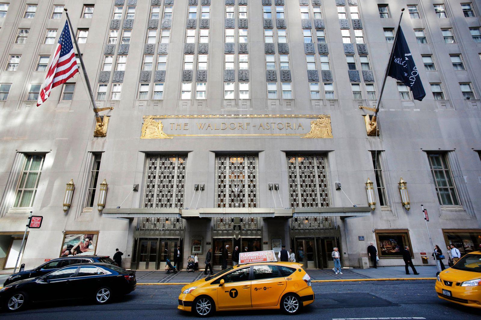 Waldorf Astoria/ Anbang
