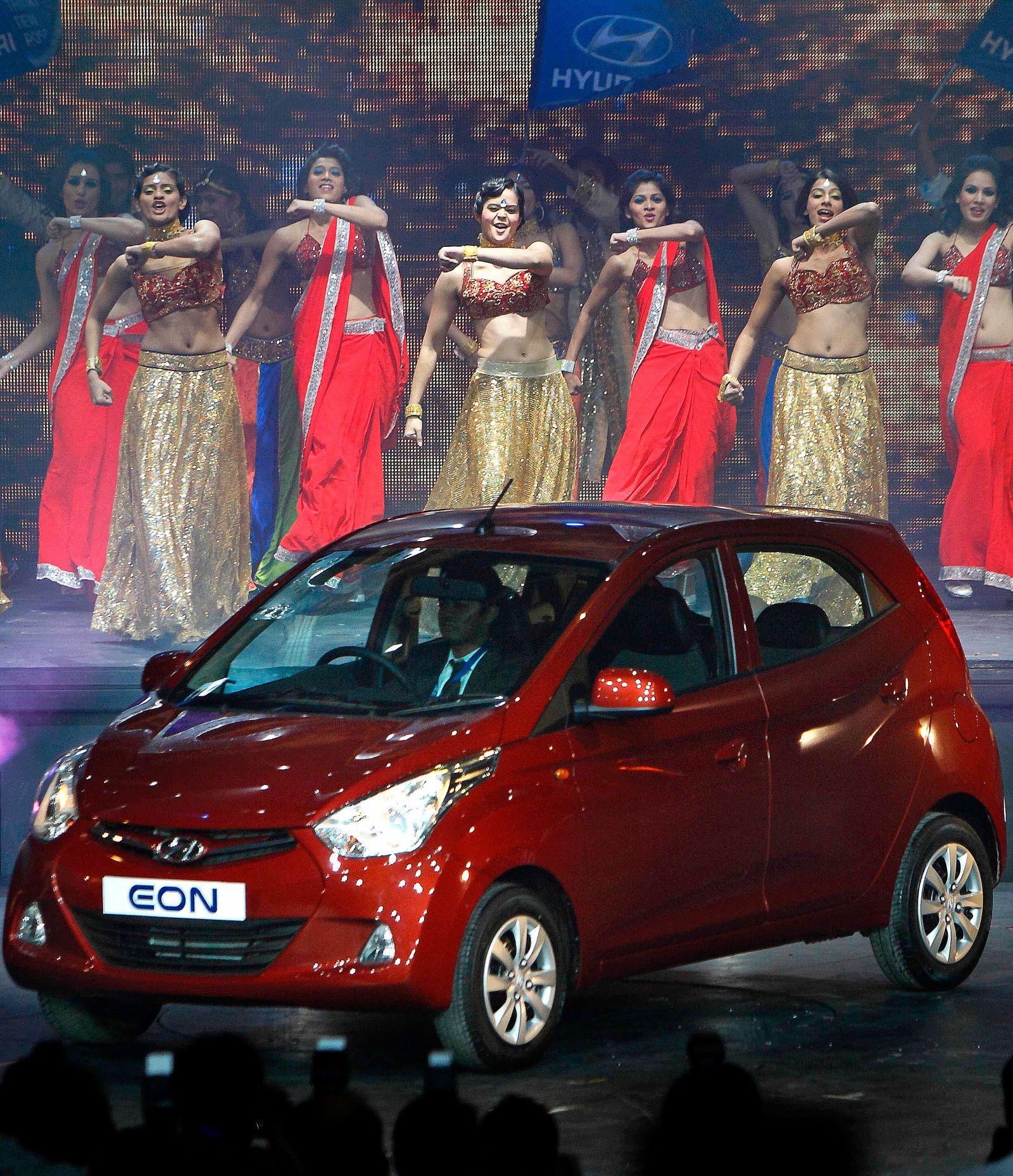 NICHT VERWENDEN India Hyundai